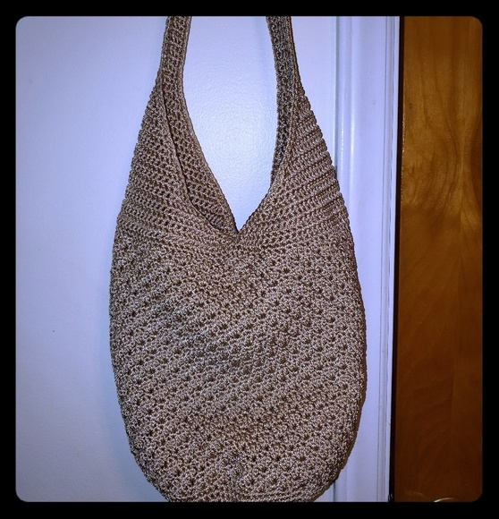 The Sak Handbags - Sak Crochet Shoulder Bag